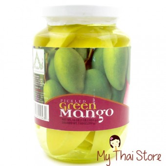 Pickled Green Mango - WANGDERM BRAND