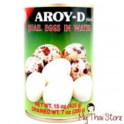 Quail Eggs In Water - AROY D