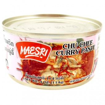 Chu Chee Curry Paste  - MAESRI