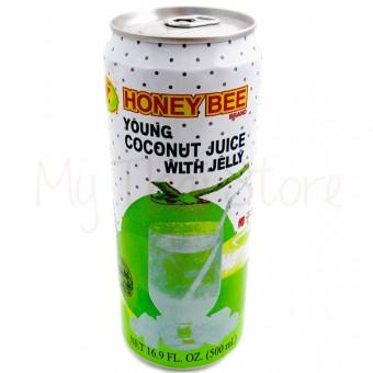 Young Coconut Juice  - HONEY BEE