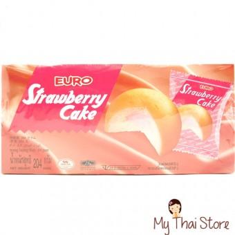 Euro Strawberry Cake - EURO BRAND