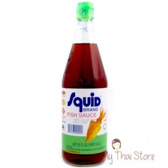Fish Sauce - SQUID BRAND