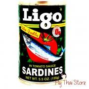 Sardines In Tomato Sause - LIGO