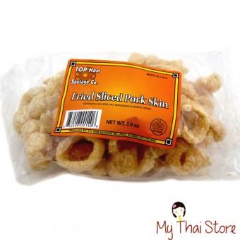 Fried Sliced Pork Skin -  TOP NAM SAUSAGE CO.