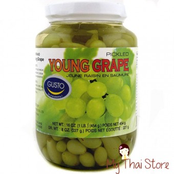 Pickle Young Grape - FLOWER BRAND