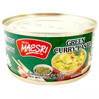 Green Curry Paste - MEASRI