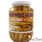 Pickled Whole Rhizome Strips (Krachai) - CARAVELLE