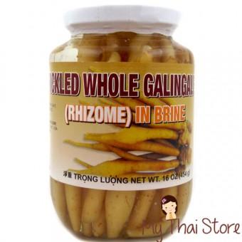 Pickled Whole Rhizome Strips (Krachai) - CARAVELLE