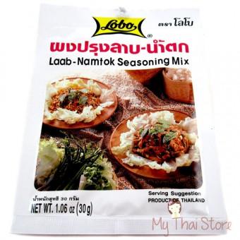 Laab Nantok Seasoning Mix  Powder -  LOBO