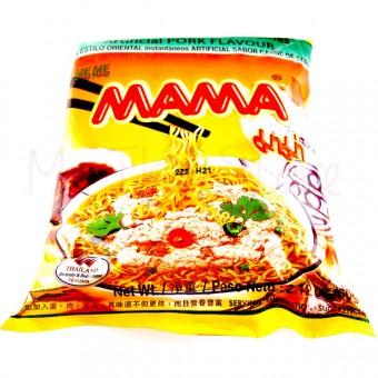 Mama Noodle Pork Flavour - MAMA