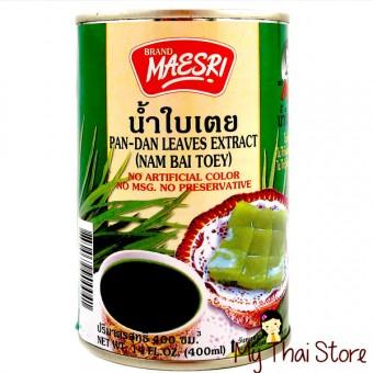 Pan-Dan Leaves Extract (Nam Bai Toey) - MAESRI