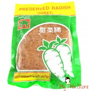 Presevatived Radish (Sweet)  - ASIAN BEST