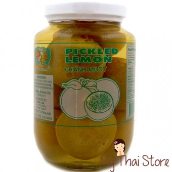 Pickled Lemon - DOUBLE GOLDEN FISH