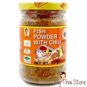 Fish Powder With Chili - PANTAI NORASINGH