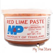 Red Lime Paste - N&P