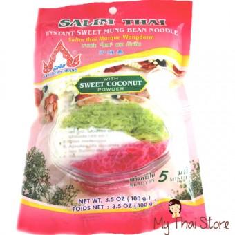 Salim Thai Instant Sweet Mung Bean Noodle - WANG DERM
