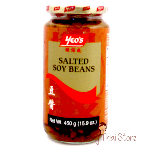 how to make salted soy beans