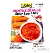 Satay Sauce Mix - LOBO