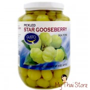 Pickled Star Gooseberry (Ma Yom) - FLOWER