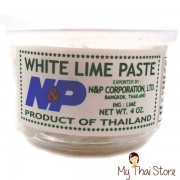 White Lime Stone Paste - N&P