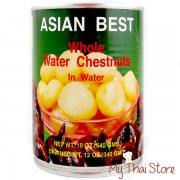 Whole Water Chestnuts In Water - ASIAN BEST